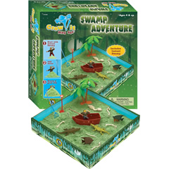 Grow-it: Swamp Adventure