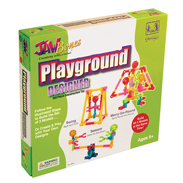 Jawbones Playground Set