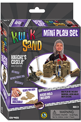 KwikSand Mini Play Set - Knight's Castle