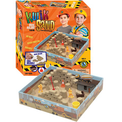 KwikSand Play Set - Brick Builder