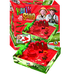 KwikSand Play Set - Dino