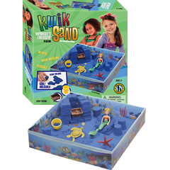 KwikSand Play Set - Mermaid's Treasure