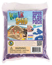 KwikSand Refill Pack Purple