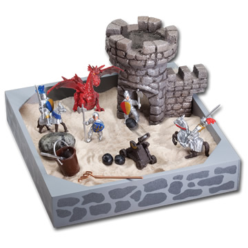 My Little Sandbox - Knights & Dragons