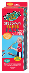 Paper Trax Speedway Play Pack