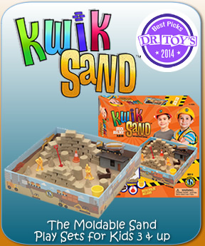 KwikSand Play Sets