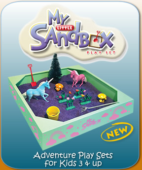 My Little Sandbox Play Sets